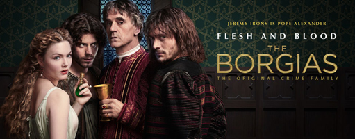 Борджиа   The Borgias (2012) 2 сезон HDTVRip